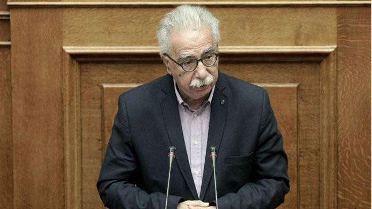 Yunanistan'da İstanbullu bakana tehdit