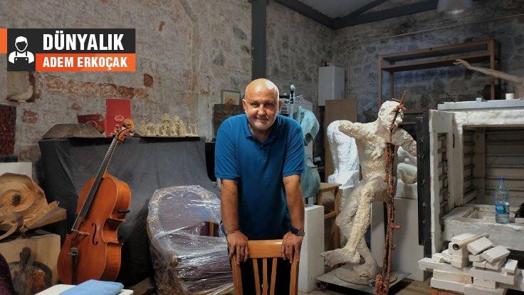 'Türkiye'de ilk defa sokaklarında heykel olan bir köy olacak!'