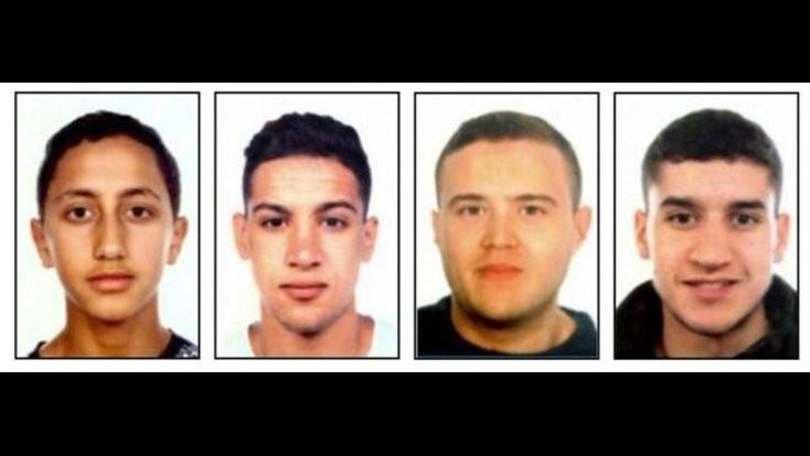 Barselona polisi 4 şüpheliyi arıyor