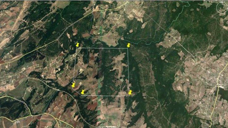 Termik santral inşaatı durduruldu
