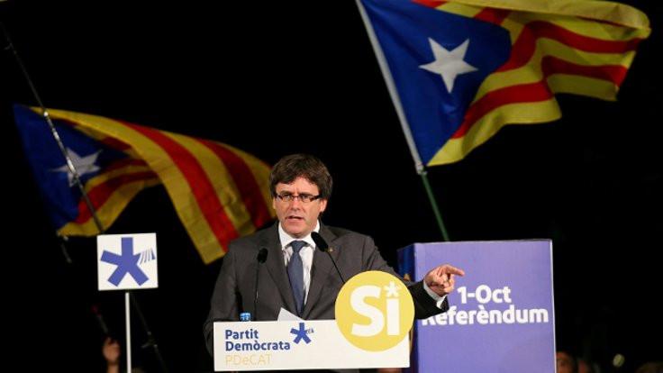 Puigdemont Katalonya'yı Brüksel'den yönetebilir