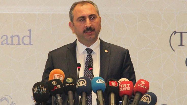 Abdulhamit Gül: Konsolosluk çalışanı avukatıyla 3 defa görüştürüldü