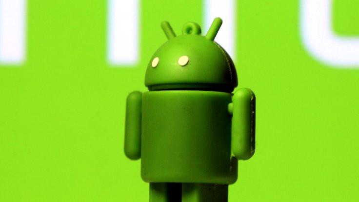 Android'de yeni bir virüs bulundu