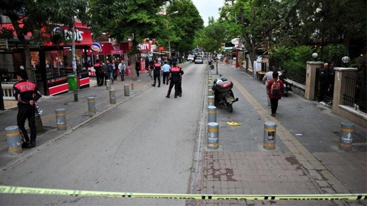 Ankara'da eyleme yasaklı alanlar