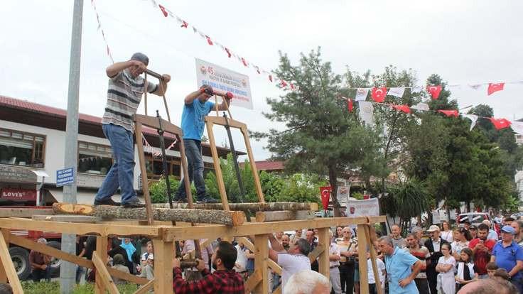 Arhavi'de 45'inci festival coşkusu