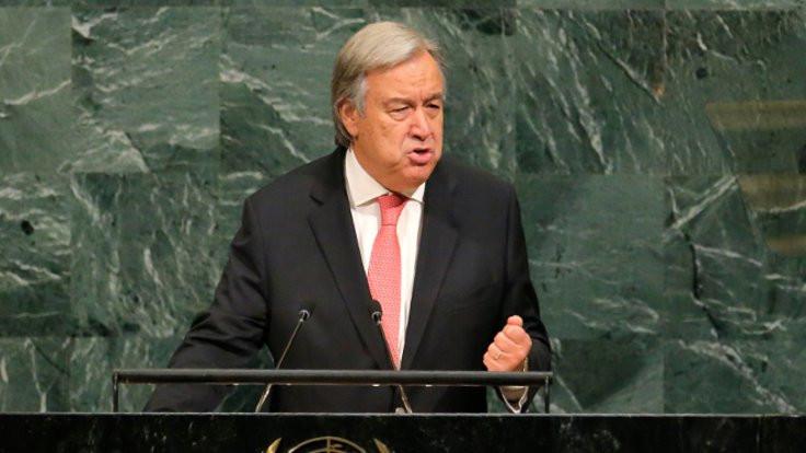 BM Genel Sekreteri: Kürtler için vatansızlık ciddi bir sorun