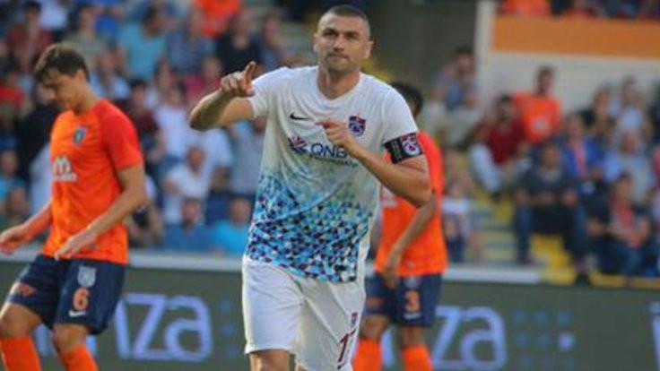 Başakşehir ve Trabzon puanları paylaştı