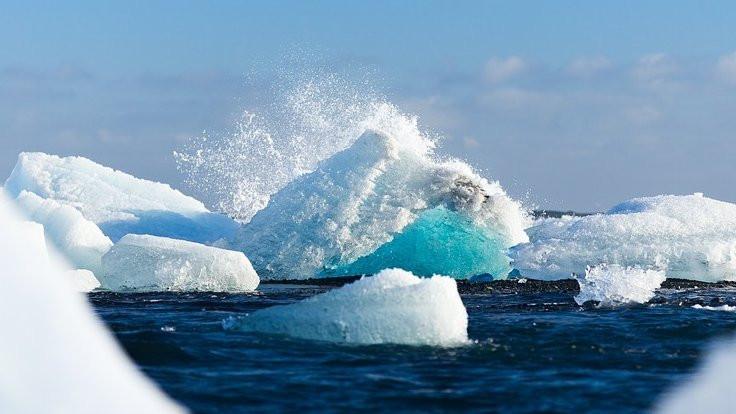 İstanbul büyüklüğünde buzul harekete geçti!