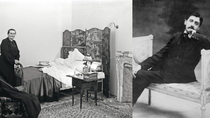 Marcel Proust: 'Son' sözcüğünü yazdım Céleste, artık ölebilirim