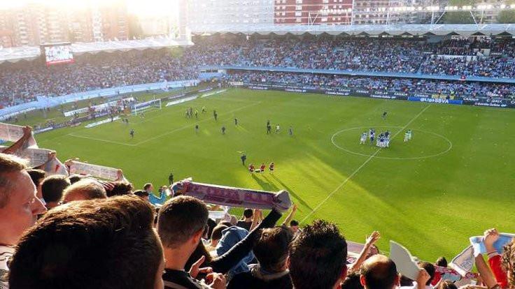 Celta Vigo'ya 'maça az seyirci geliyor' cezası
