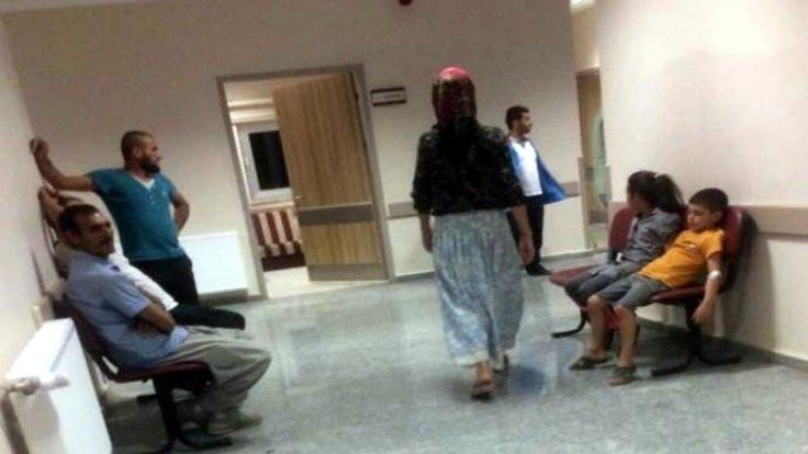 Diyarbakır'da 33 öğrenci zehirlendi