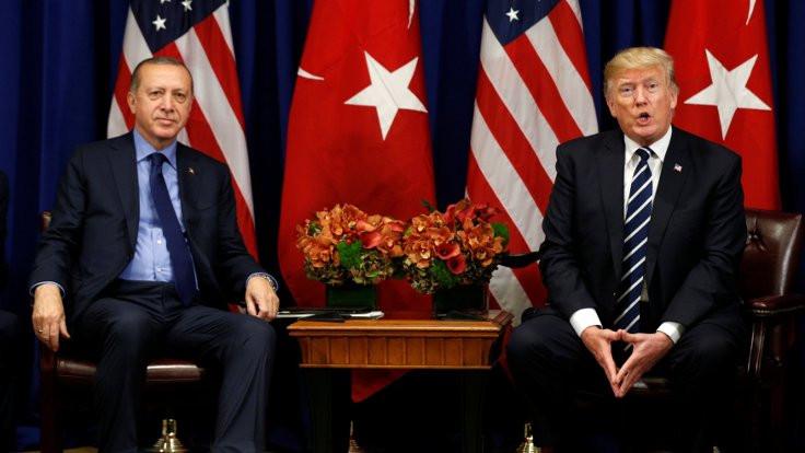 Trump'tan Türkiye'ye sıcak mesaj