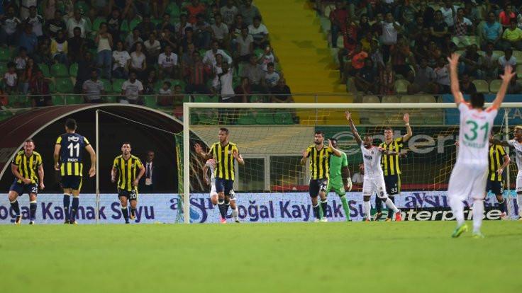 Fenerbahçe, bu kez farklı kazandı