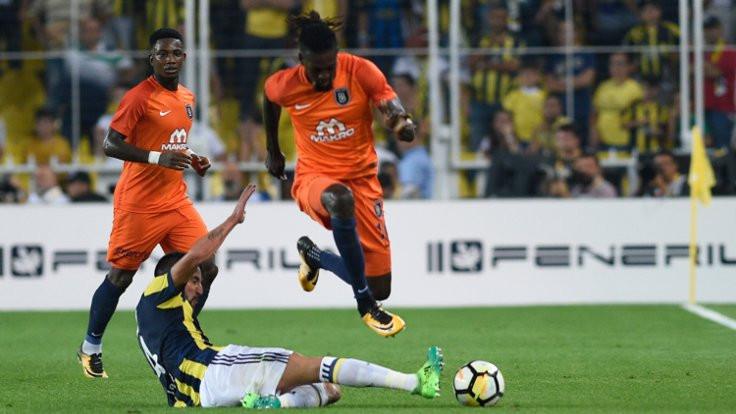 Medipol Başakşehir-Fenerbahçe maçının ilk 11'leri belli oldu