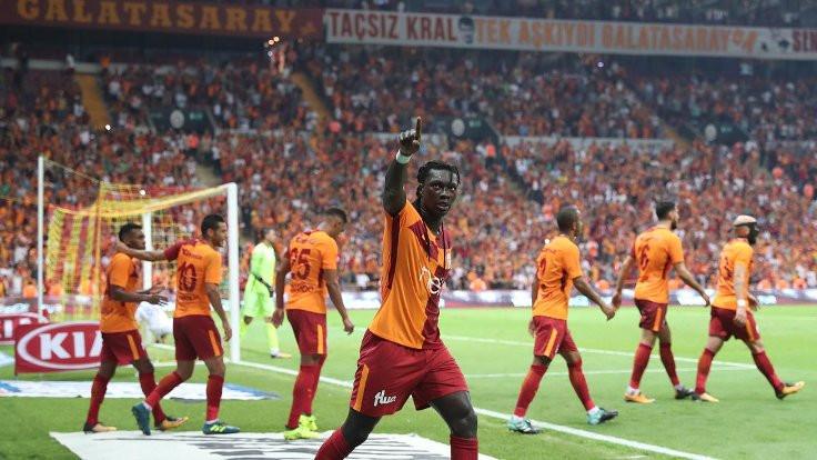 Galatasaray, Gomis'le kazandı