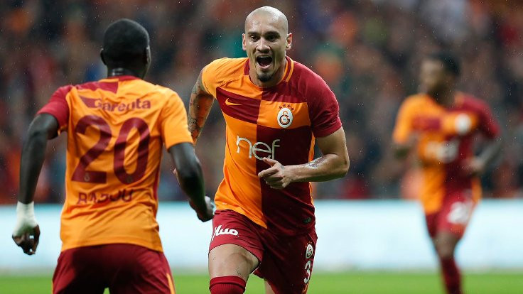 Galatasaray, uzatmada kazandı