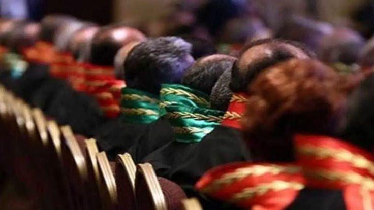 39 hâkim ve savcı ihraç edildi