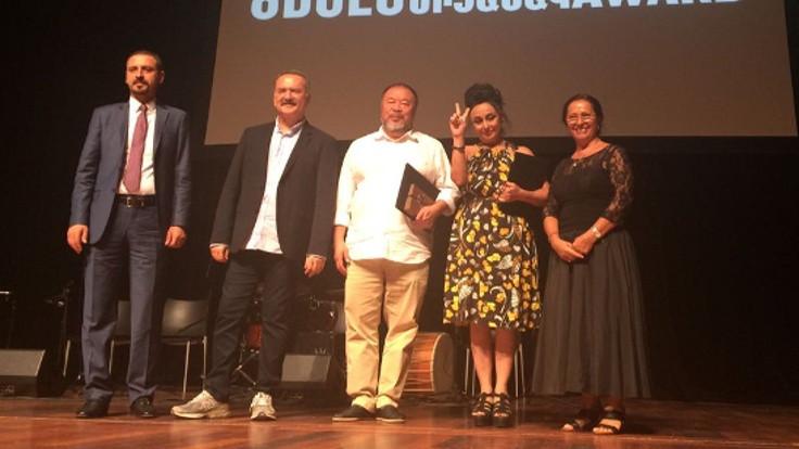 Dink Ödülü, Ai Weiwei ve Eren Keskin'e verildi