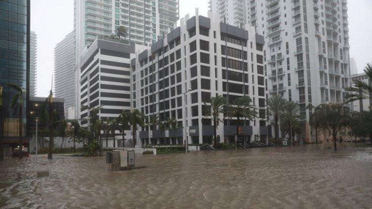 Irma vurdu, yağma başladı!