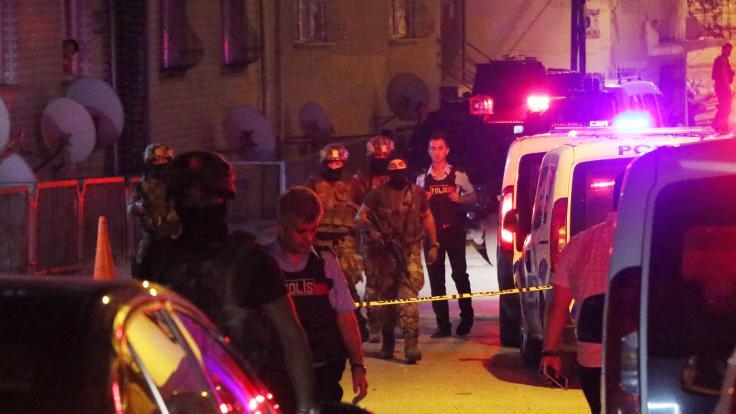 İstanbul'da silahlı uyuşturucu çatışması