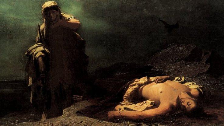 Ölünün üzerini örtersin, örtmelisin…