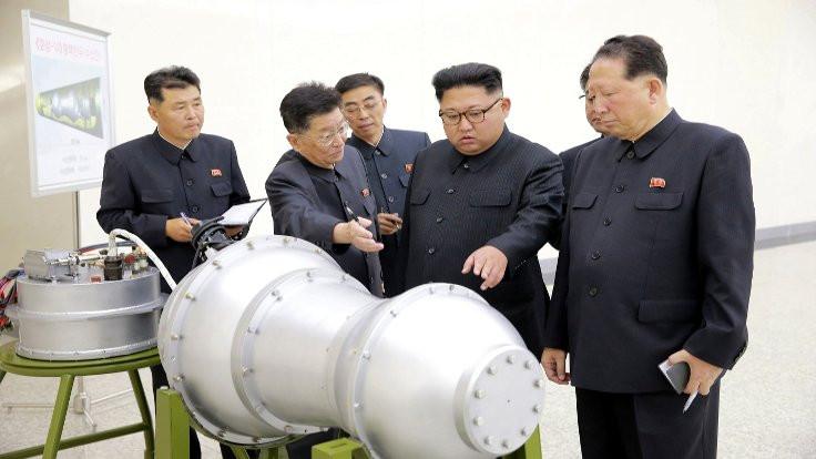 'Daha gelişmiş bir nükleer silah geliştirdik'