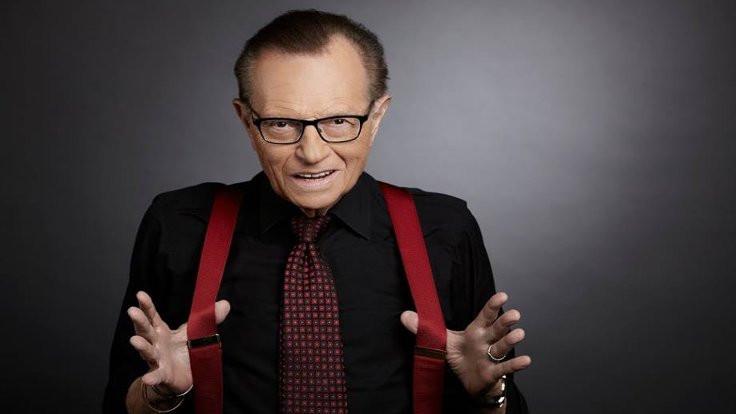 Larry King kanser oldu