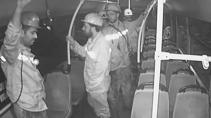 Madenciler: Şoför ısrar etti, biz oturmadık
