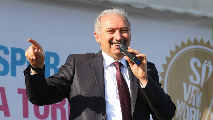 Başakşehir'de seçim