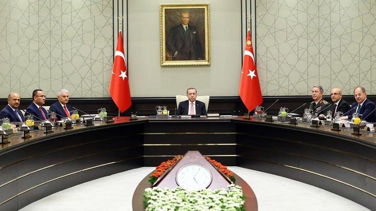MGK: Türkiye haklarını mahfuz tutar