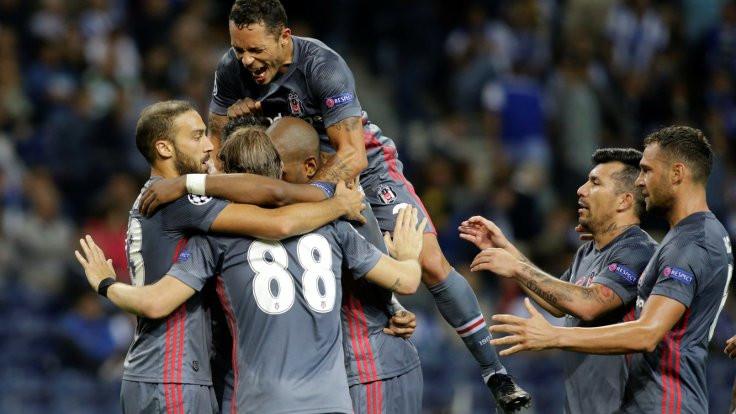 Beşiktaş maçının ilk 11'leri belli oldu