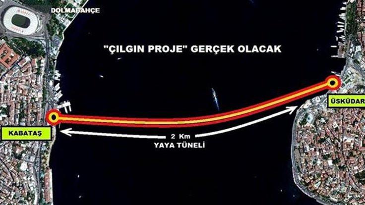 Topbaş'ın çılgın projesi ertelendi