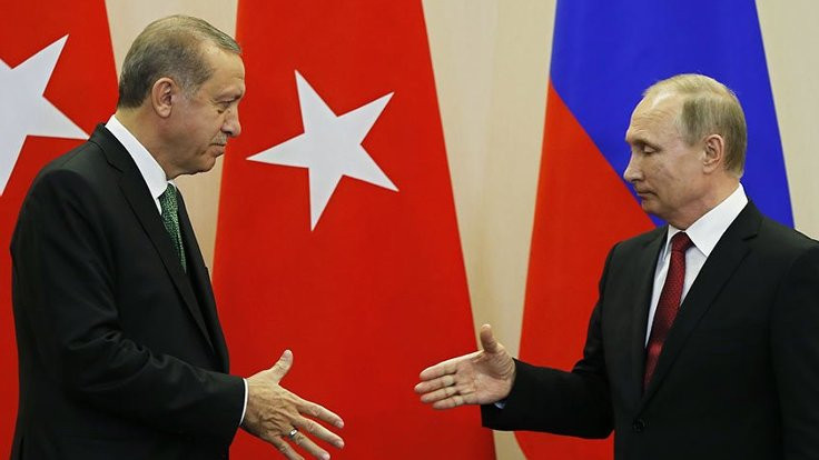 Putin perşembe günü Ankara'ya geliyor