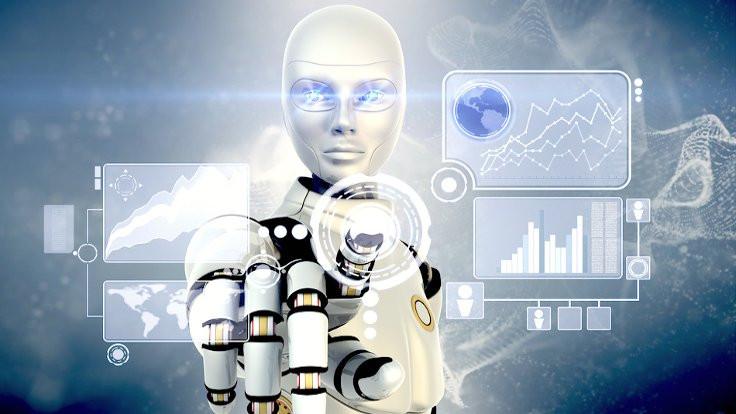 Deutsche Bank'ta robotlar 7 milyon işe malolabliir