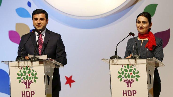 'HDP 7 yaşında Türkiye'yi yönetmeye aday olacak'