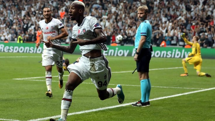 Beşiktaş, Leipzig'i mağlup etti