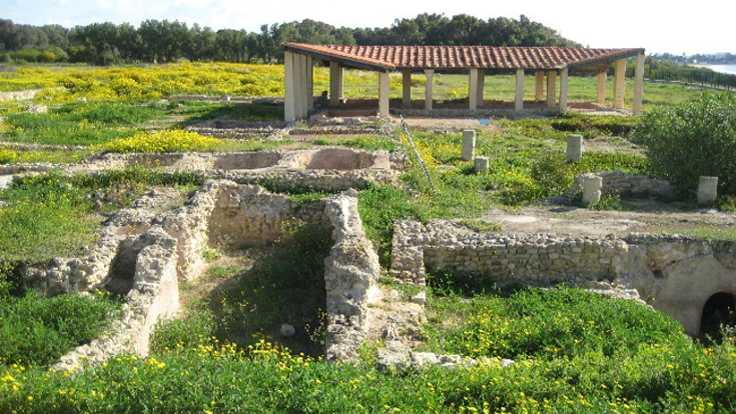Balık mezesi üreten antik kent bulundu