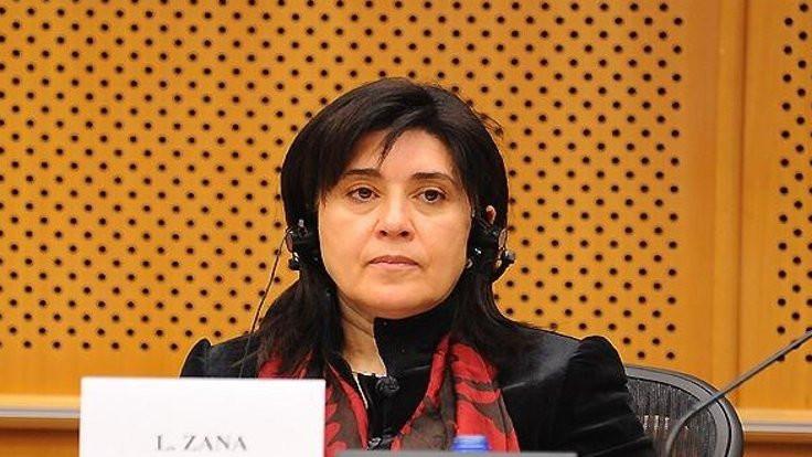 Leyla Zana'dan BM'ye referandum mektubu