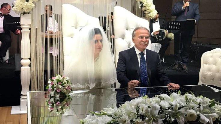 Mehmet Ali Şahin ikinci kez evlendi