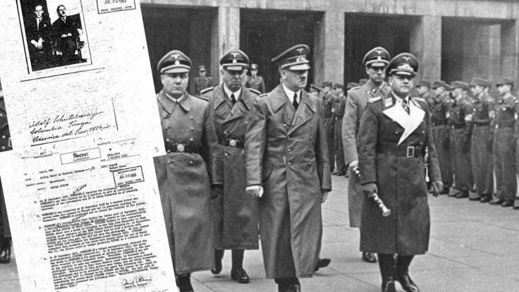 Hitler 1955'te Kolombiya'da yaşıyormuş!