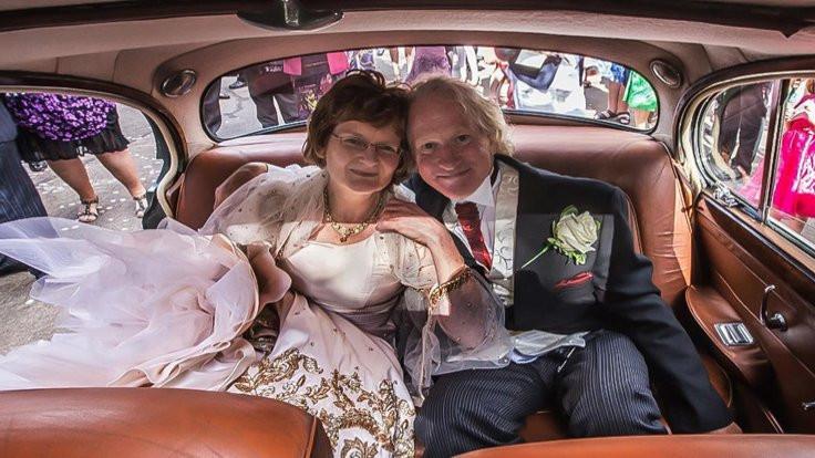 'Entellik' mağdurları, 40 yıl sonra evlendi!
