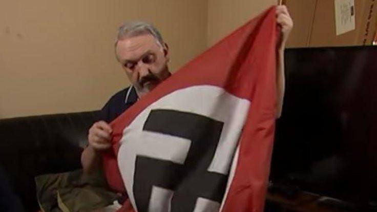 Neo Nazi liderin isyanı: Eşcinselim, Yahudiyim!
