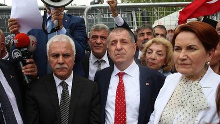 Akşener'in partisinde 'Hayır' endişesi