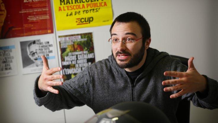 Katalan vekil Botran: İspanya solu devrimci görevi üstlenemedi
