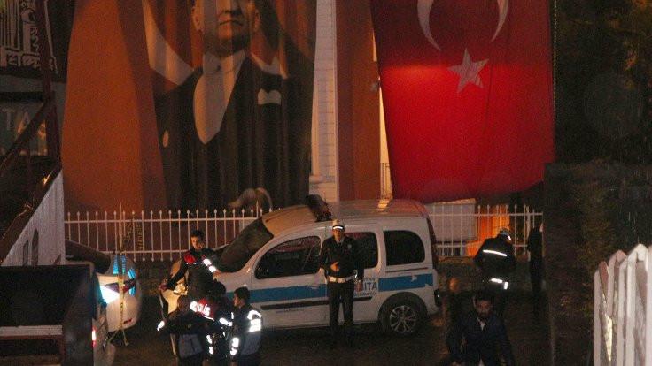 Beşiktaş'ta patlama paniği