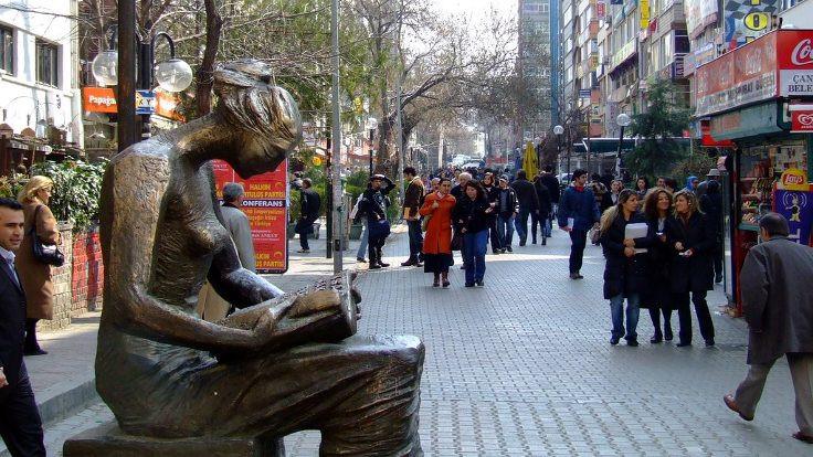 'Ankara bir başka güzel şimdi'