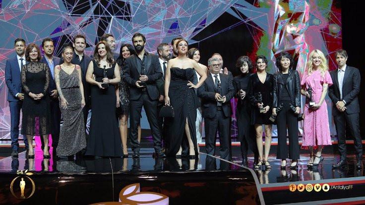 Antalya Film Festivali Ödülleri sahiplerini buldu