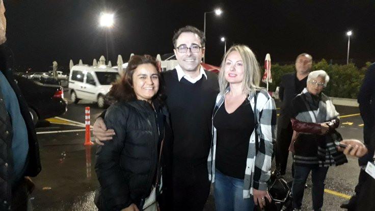 Atilla Taş ve Murat Aksoy cezaevinden çıktı