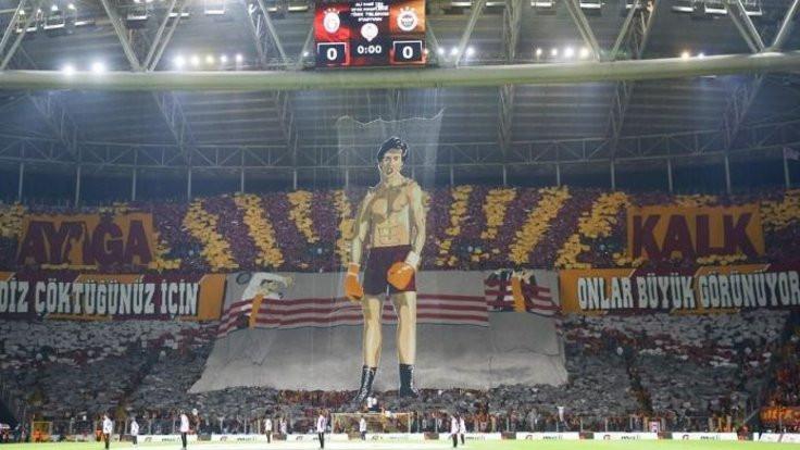Galatasaraylılardan 'Ayağa kalk' şikayeti