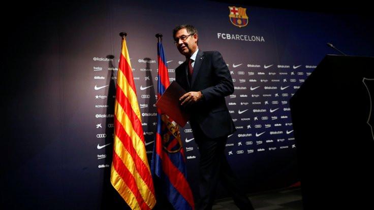 Barcelona Başkanı Bartomeu: Hangi ligde olacağımıza zamanı gelince karar vereceğiz